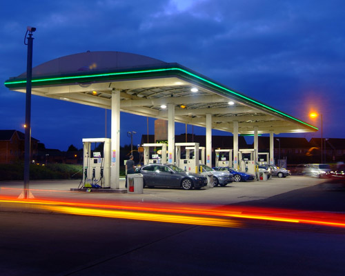 Service Stations And Petroleum Industry